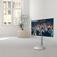 Maakt van je tv en luxe meubelstuk